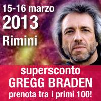 Gregg Braden in Italia
